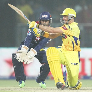 Chennai send Delhi crashing to sixth straight defeat