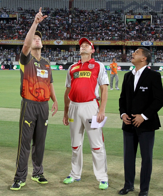 IPL PHOTOS: Sunrisers Hyderabad vs Kings XI Punjab