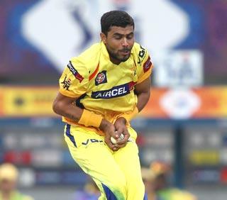 IPL: All-rounder Jadeja helps Chennai demolish KKR