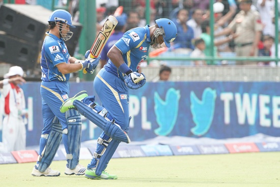 IPL PHOTOS: Delhi Daredevils vs Mumbai Indians