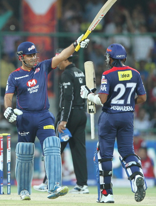 I bluffed and thought that I have been in-form: Sehwag