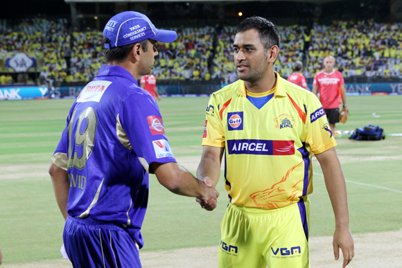 IPL PHOTOS: Chennai vs Rajasthan Royals, Match No. 30