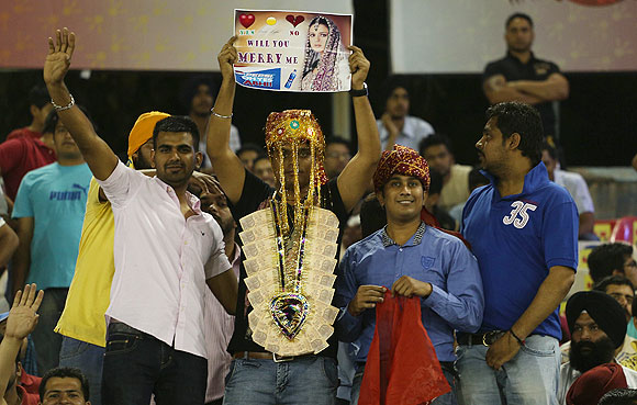 IPL: Will Preity Zinta accept this marriage proposal?