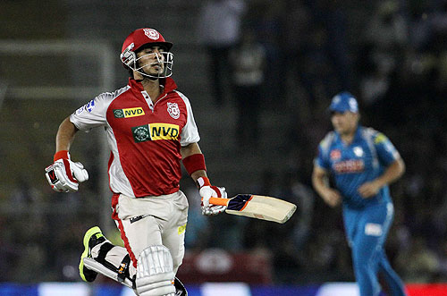 IPL: Punjab record most successful run-chase this season