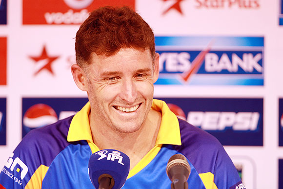 Retirement allows Hussey to relish time at CSK
