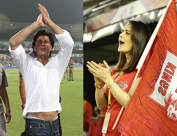Will SRK's Knights taste success against Preity's Kings?