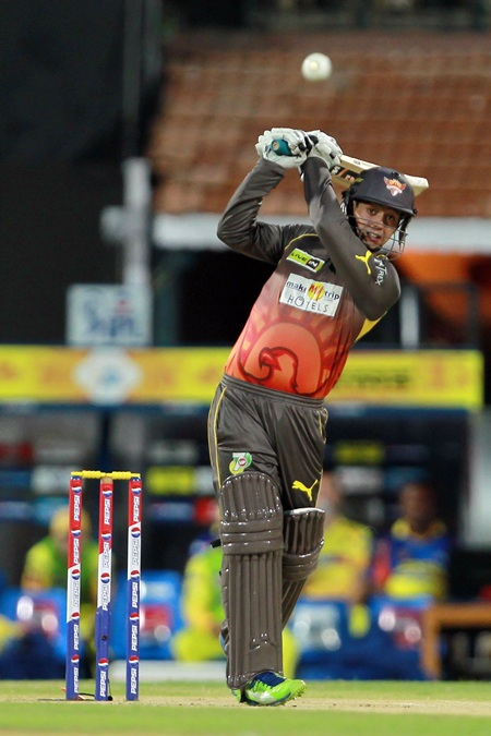 PHOTOS: Chennai Super Kings v Sunrisers Hyderabad