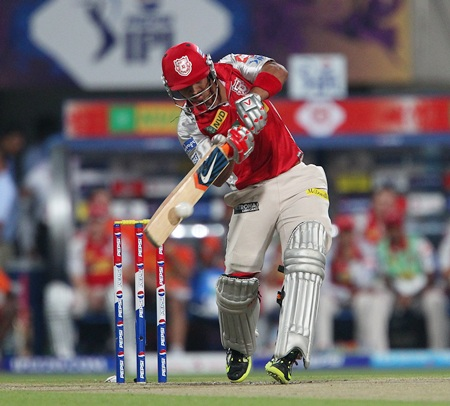 IPL PHOTOS: Kolkata Kinght Riders v Kings XI Punjab