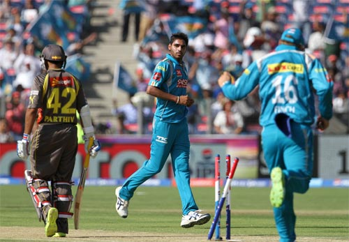 I can be effective with old ball too: Bhuvneshwar