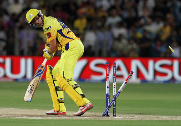 IPL PHOTOS: Pune Warriors vs Chennai Super Kings, Match 42