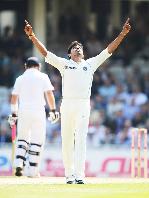Sreesanth needs to come up with a good performance