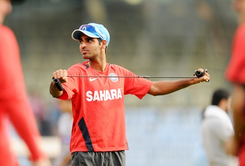 Bhuvneshwar Kumar could win his maiden call up to the Tests