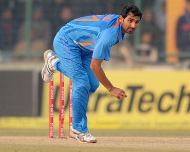 Shami Ahmed looks unlikely to make the Tests