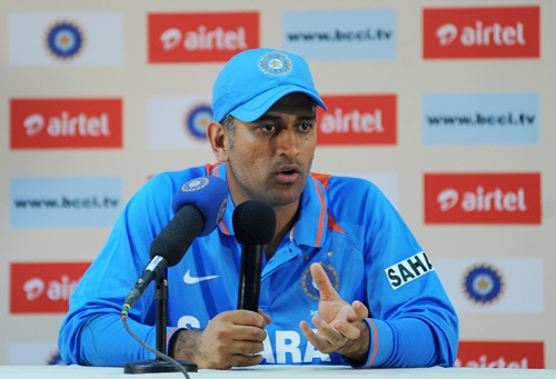Dhoni rises to fourth in ODI rankings