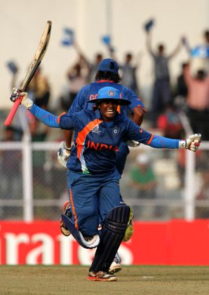 Thirush Kamini Murugesan celebrates her hundred