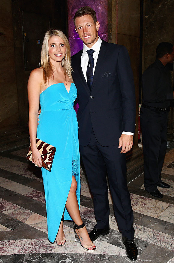 Cricketers, WAGS enjoy dinner date at Aus High Commission