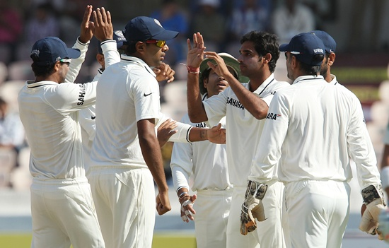 Photos: Total recall of India vs Australia, 2nd Test, Day 1