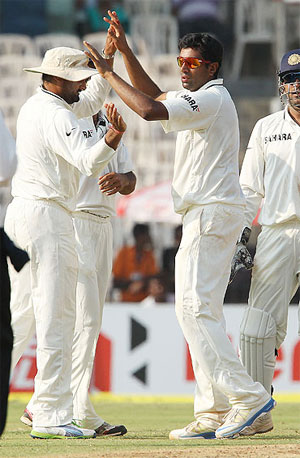 Stats: Ashwin has an impressive Test record at home