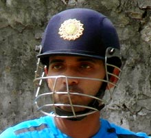Rahane to make his debut in Delhi Test
