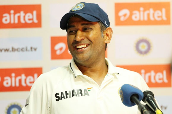 Dhoni has built a new, young Team India
