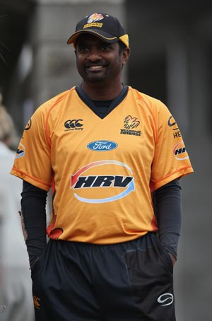 Muralitharan disappointed with IPL GC ruling