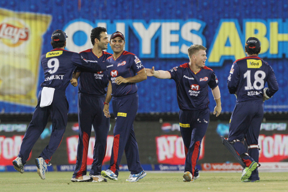 IPL PHOTOS: Delhi Daredevils vs Kolkata Knight Riders