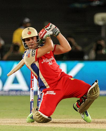 IPL: Bangalore thrash Pune to end away jinx