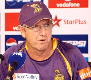 Struggling batsmen to blame for KKR's current position: Bayliss
