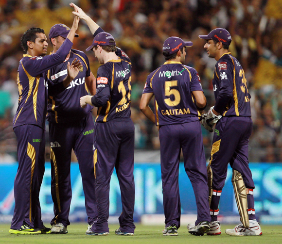 IPL PHOTOS: Kolkata Knight Riders vs Rajasthan Royals