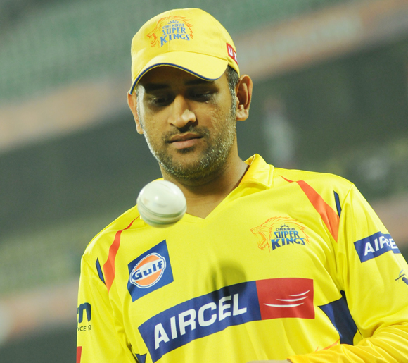 'MS Dhoni is a clever skipper in Indian conditions'