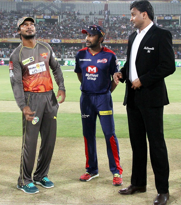 IPL PHOTOS: Sunrisers Hyderabad vs Delhi Daredevils