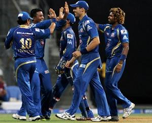 Mumbai snap Chennai's 7-match winning streak