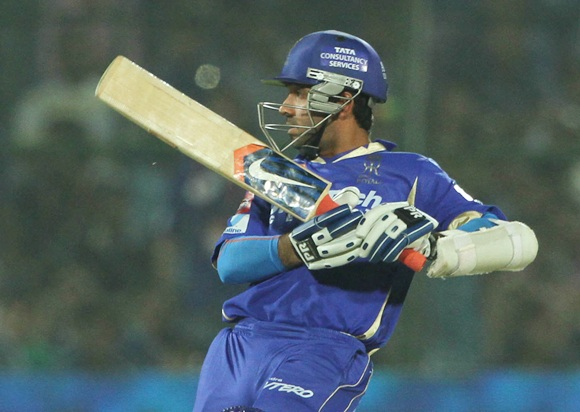 After Champions Trophy snub, Rahane lets his bat talk