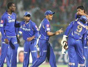 Rajasthan Royals aim to continue their home run