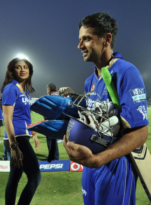 Dravid bats like a 20-year-old: Watson