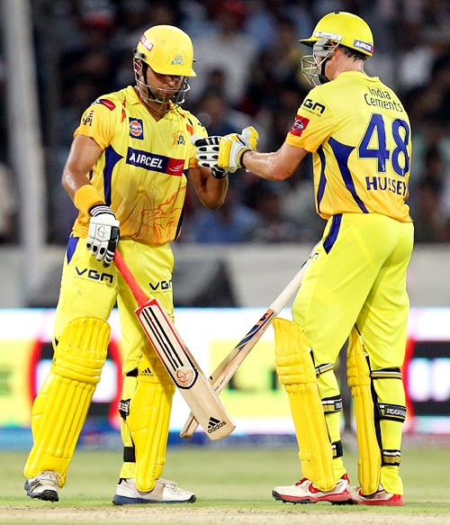 IPL PHOTOS: Sunrisers Hyderabad vs Chennai Super Kings
