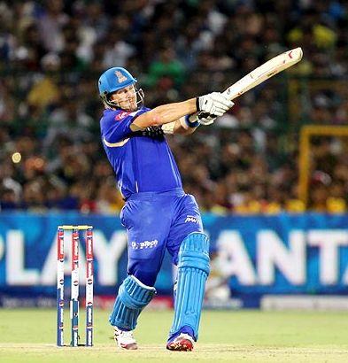 Watson's blitz helps Rajasthan stun Chennai