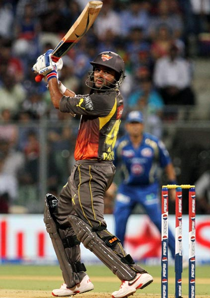 IPL PHOTOS: Mumbai Indians vs Sunrisers Hyderabad