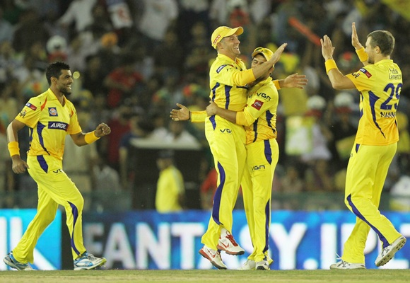 Chennai hoping to beat Delhi and seal play-off berth