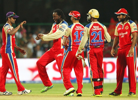 Bangalore eye revenge against Punjab