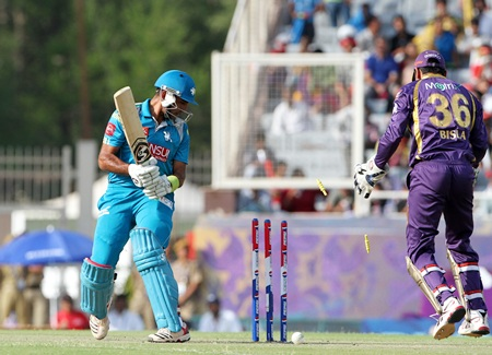 IPL PHOTOS: Kolkata vs Pune in Ranchi