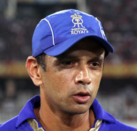 Adversity helps to galvanise a side: Dravid