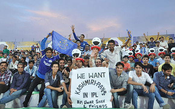 Fans from Kashmir put out their request
