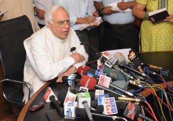 Govt to bring new law on spot-fixing by August: Sibal