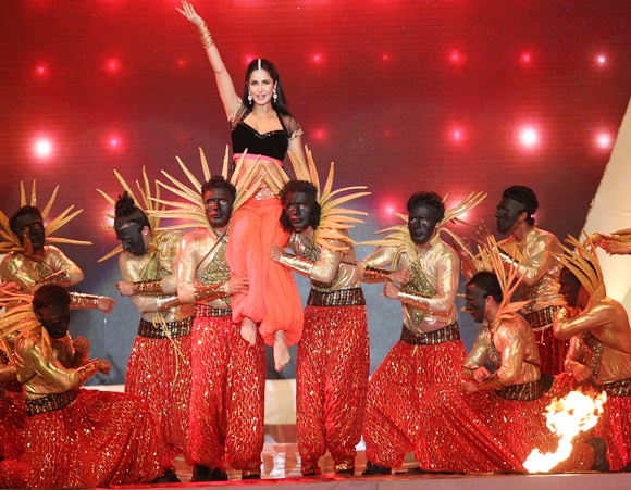 Katrina Kaif at the IPL opening ceremony
