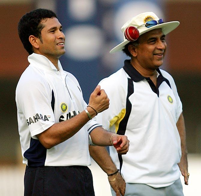 Sachin may feel the pressure in his final Test: Gavaskar