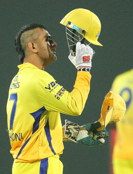 MS Dhoni's Ranchi run-riot best effort of CLT20's group phase