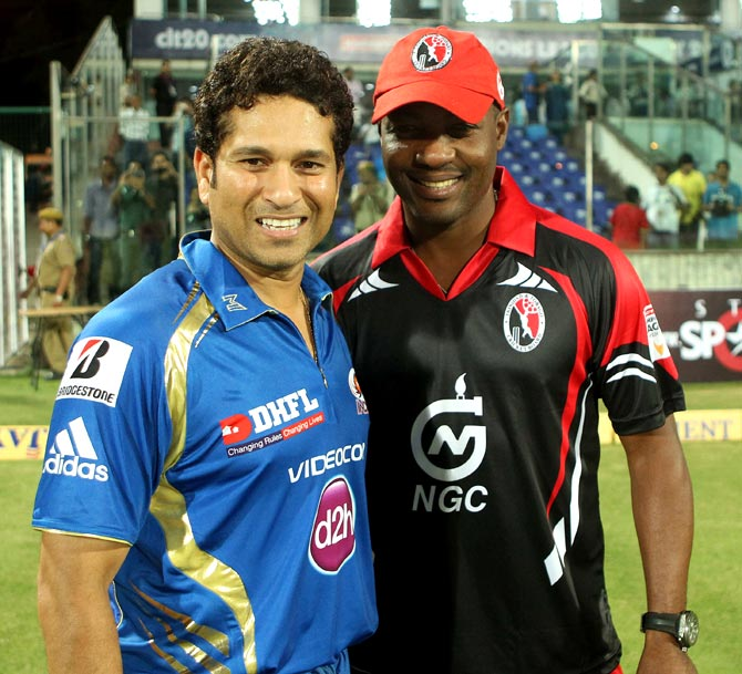 Lara rates Tendulkar's 241 at Sydney as one of his best knocks