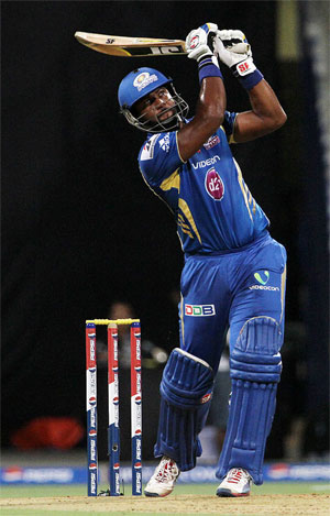 Mumbai Indians trounce Trinidad and Tobago to enter CLT20 final