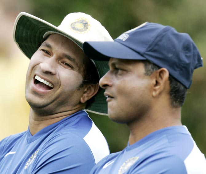 'I am proud I was Sachin Tendulkar's first captain'